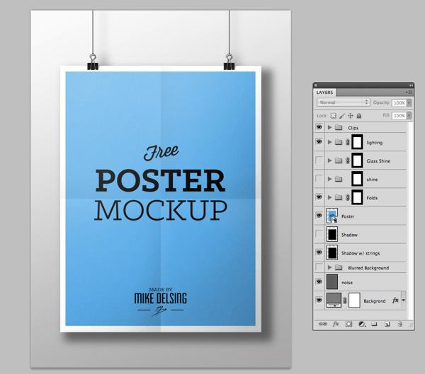 4.Poster Mockup