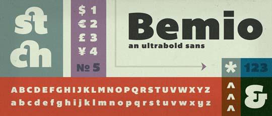 54.free fonts