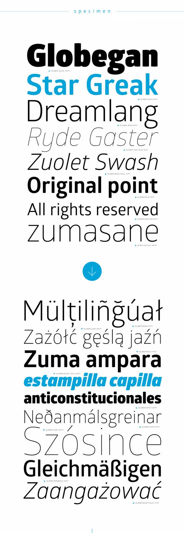 6.free fonts
