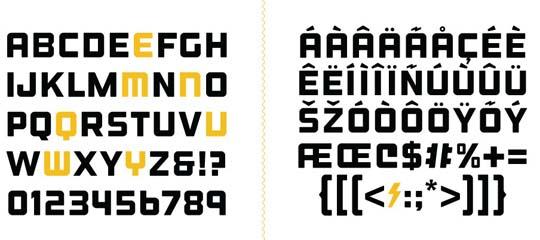 62.free fonts