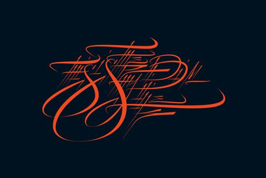 7.custom lettering