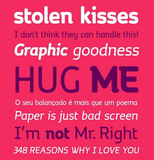 72.free fonts
