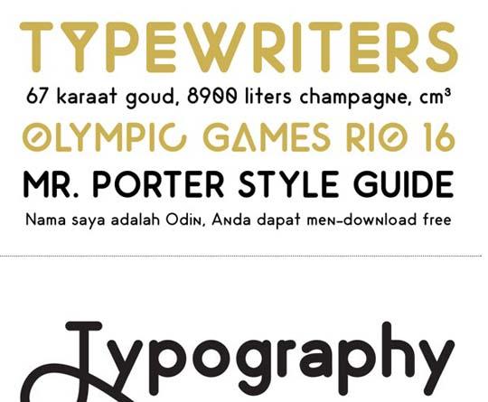 75.free fonts