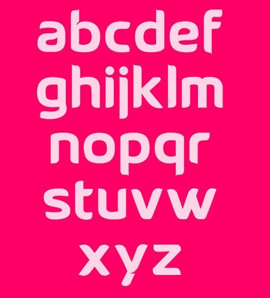 79.free fonts