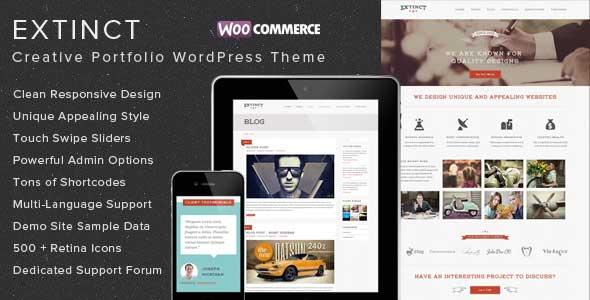 8.free and premium retro wordpress themes