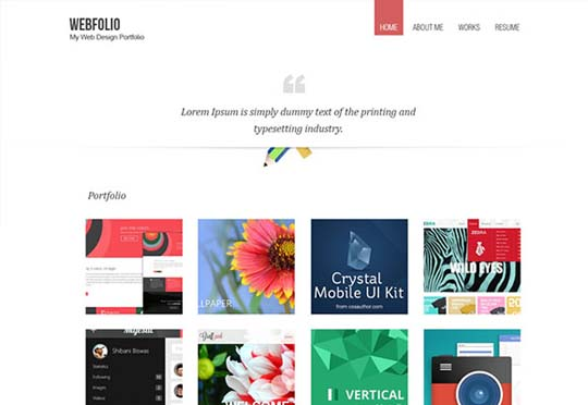 80.free website psd