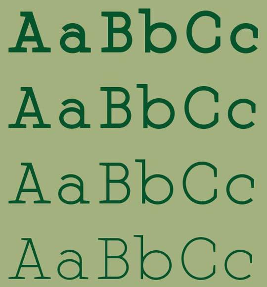 83.free fonts