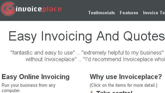 10.invoicing tool