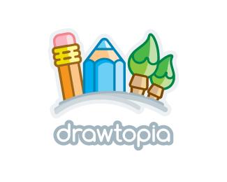 23.creative-use-of-pencil-in-logo-design