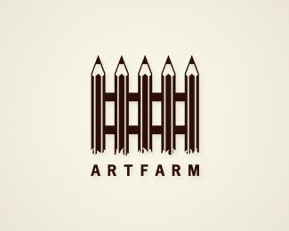 25.creative-use-of-pencil-in-logo-design