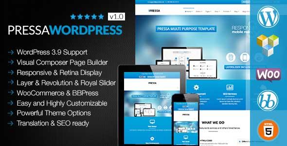 13.business wordpress themes