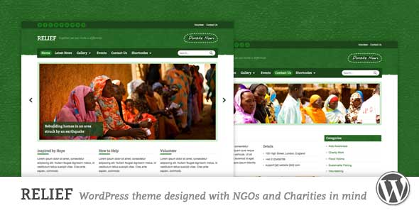 16.non profit wordpress themes