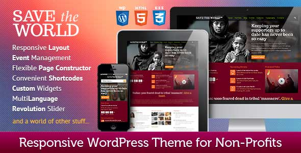 19.non profit wordpress themes