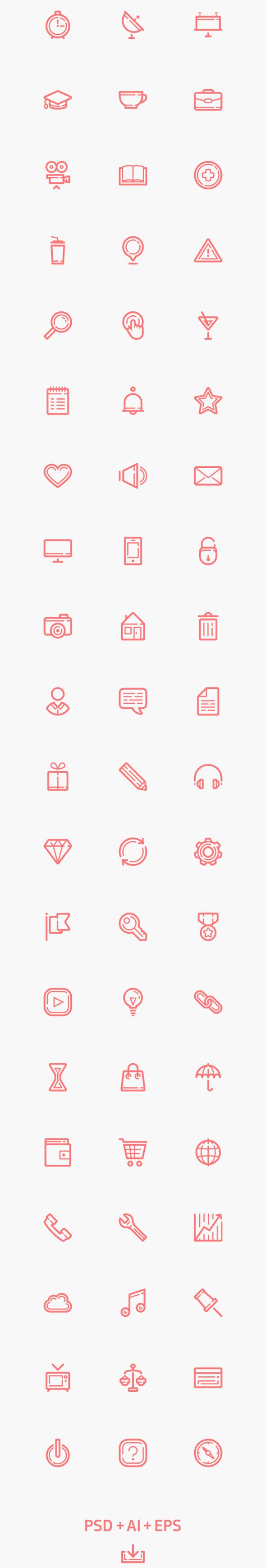 2.line-icons
