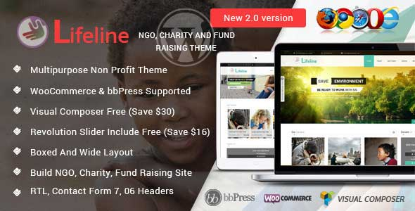 2.non profit wordpress themes