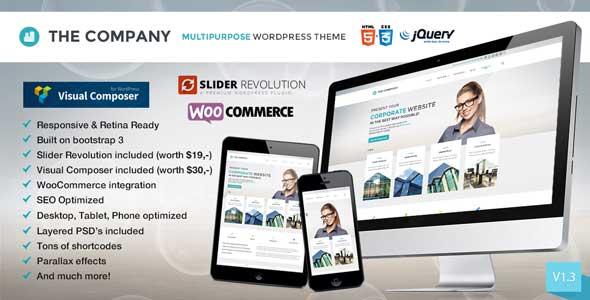 20.business wordpress themes