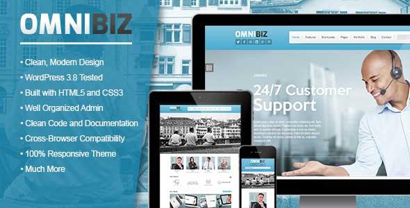 21.business wordpress themes