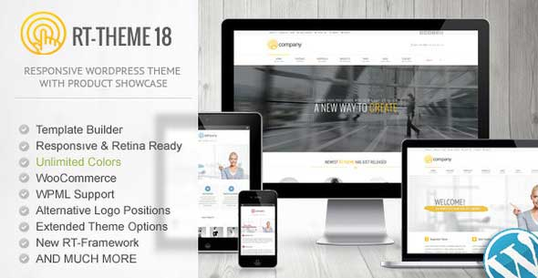 34.business wordpress themes
