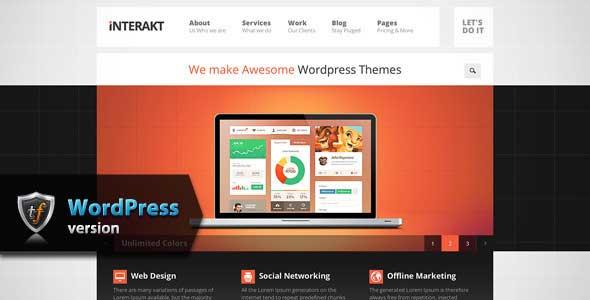 38.business wordpress themes