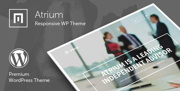 7.business wordpress themes