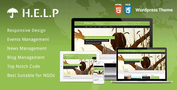 8.non profit wordpress themes