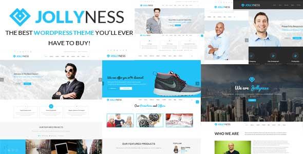 9.business wordpress themes