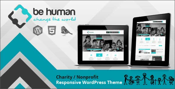 9.non profit wordpress themes