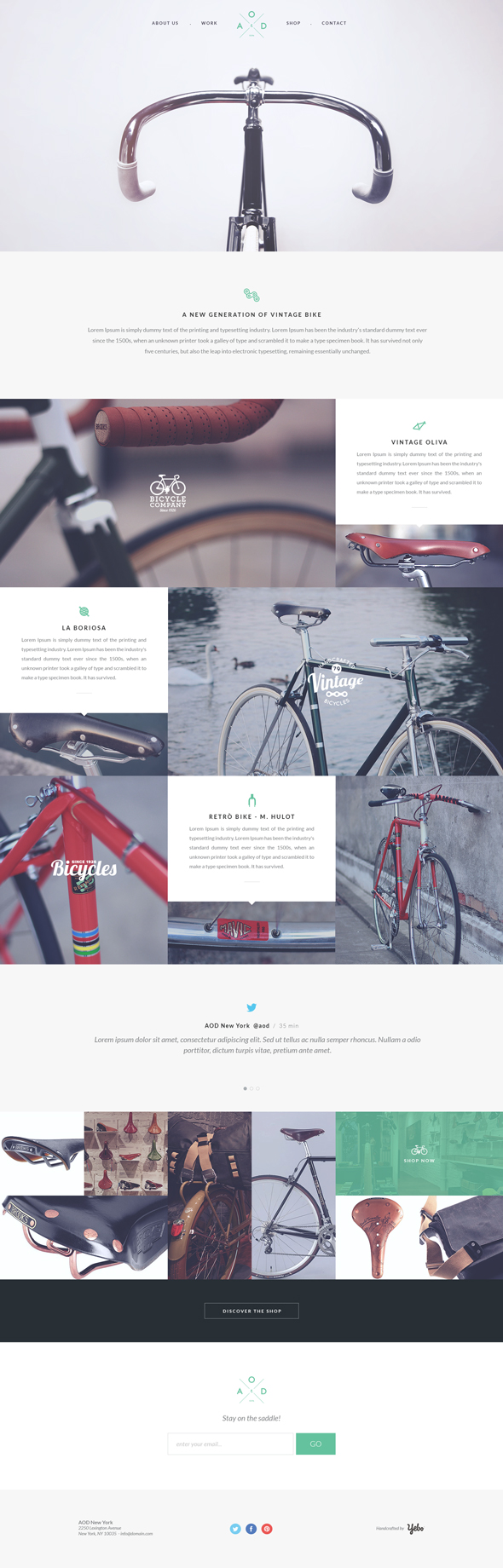 YEBO_Bicycle_Theme