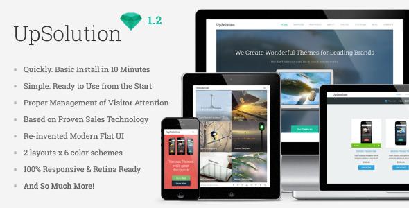 12.marketing wordpress themes