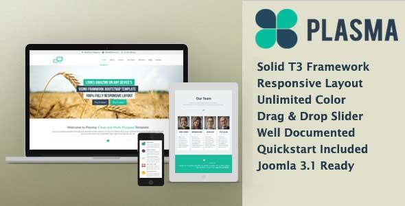 19.joomla portfolio themes