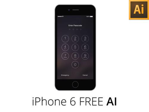 2.iphone 6 mockup