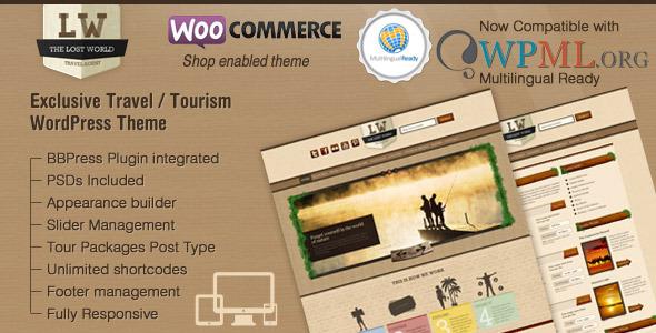 23.travel wordpress themes
