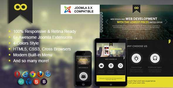 24.joomla portfolio themes