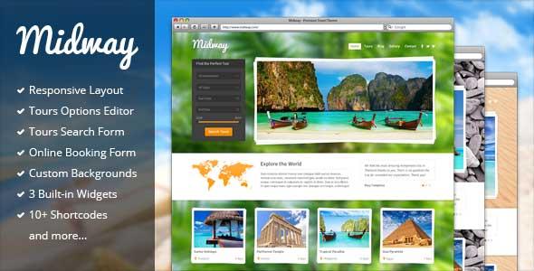 24.travel wordpress themes