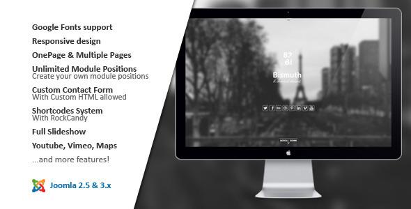 27.joomla portfolio themes