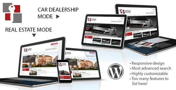 29.real estate wordpress theme