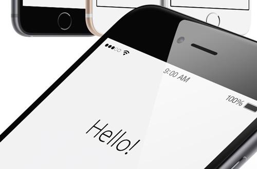 3.iphone 6 mockup