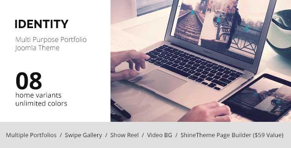 3.joomla portfolio themes