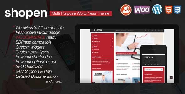7.marketing wordpress themes