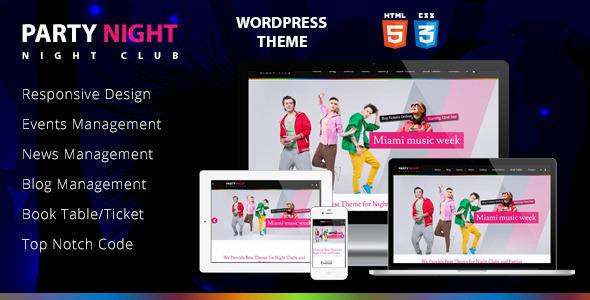 26.entertainment wordpress themes