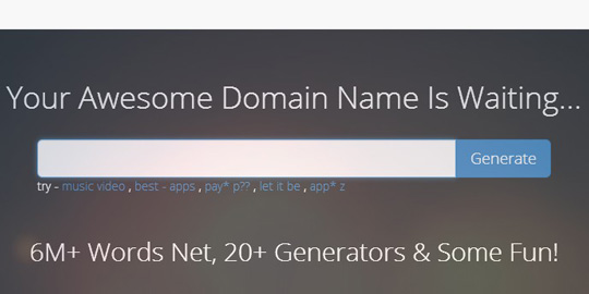 6.free domain finder