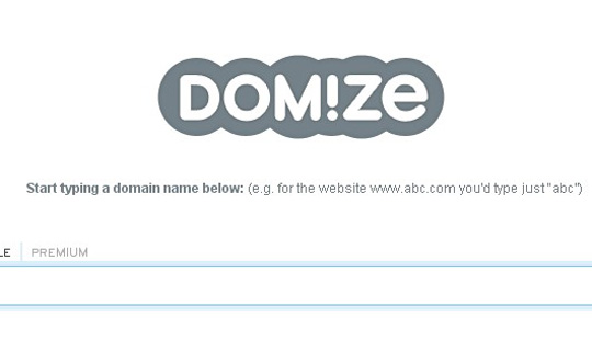 7.free domain finder