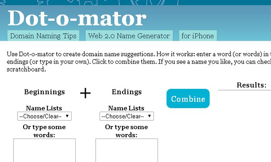 9.free domain finder