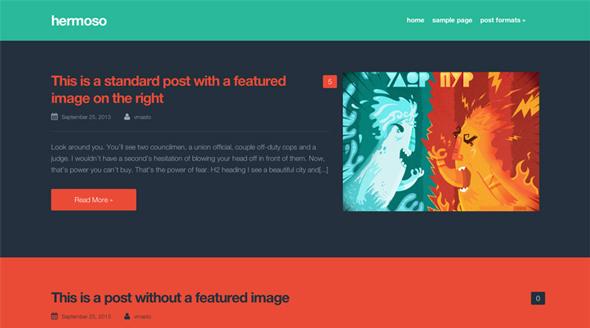 hermoso-a-free-wordpress-blog