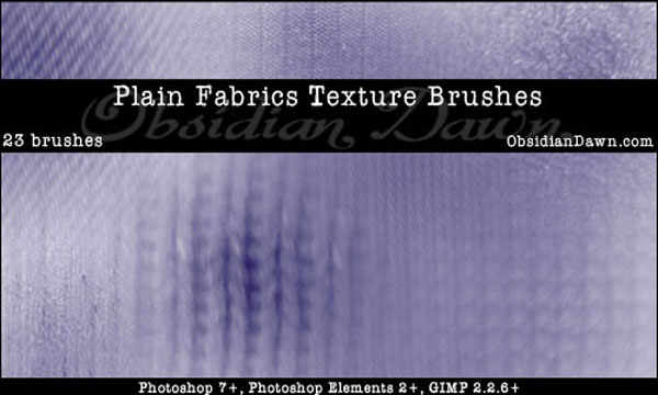 100+ Free Photoshop Fabric Brushes For Designers | Pixelbell