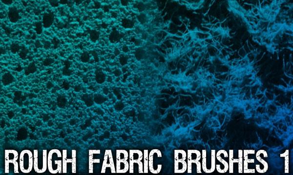 17.photoshop fabric brush