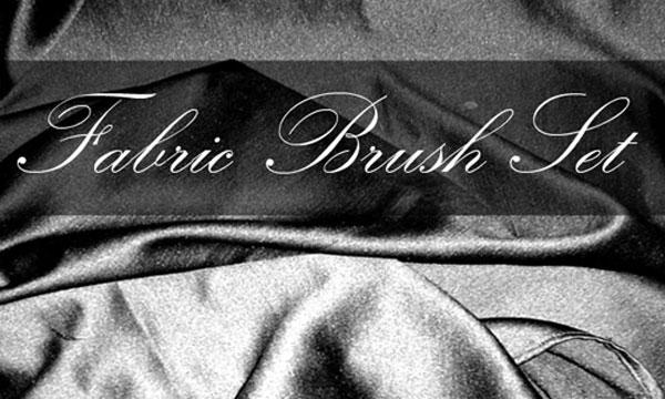 8.photoshop fabric brush