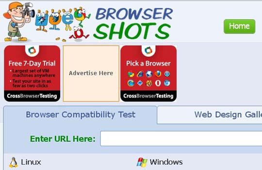 5.cross brower testing tools