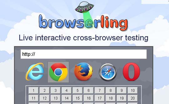 6.cross brower testing tools