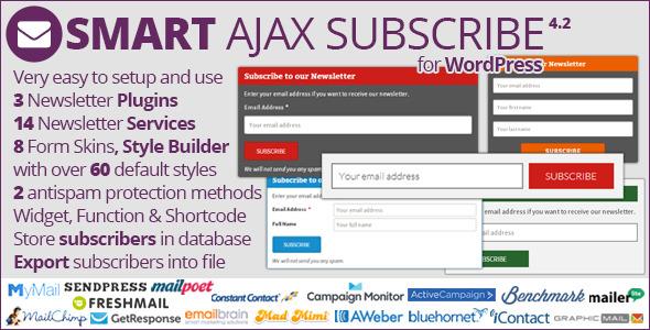 10.newsletter wordpress plugin